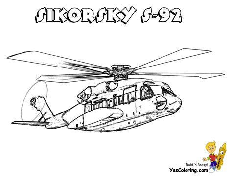 coloring page helicopter pounding helicopter coloring helicopters free