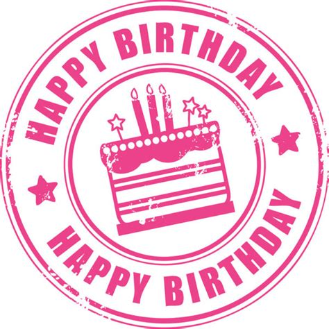 happy birthday design elements happy birthday design elements free vector 01 over