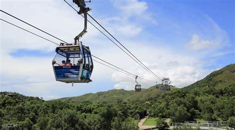 Hong Kong Et Ticket Ngong Ping 360 Single Trip Hongkong Tiket Dewasa ngong ping 360 discount cable car tickets 1 1 promotion klook