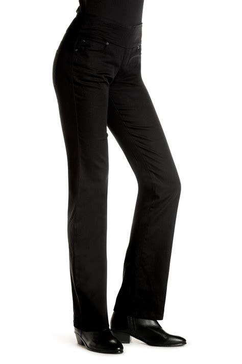 Comfort Pant by Comfort Waist Bootcut Twill Pull On Pant Chadwicks Of Boston
