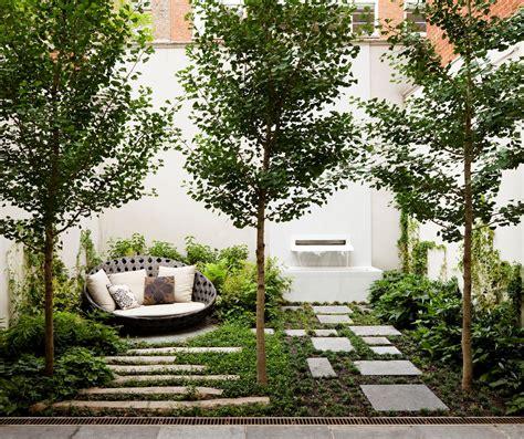 imagenes jardines pequeños modernos jardines peque 241 os y modernos un bosque en pocos metros