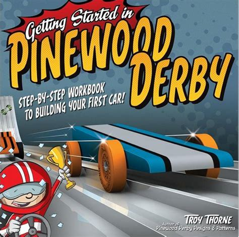finnegan and the pinewood derby car race books pinewood derby racing a great parent child project geekdad