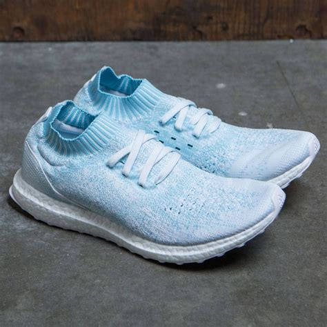 adidas parley adidas men ultraboost uncaged parley blue icey blue