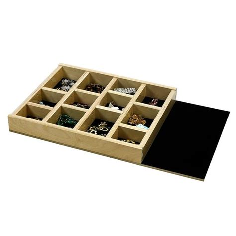 jewelry tray organizer insert g cl 18 202 extended