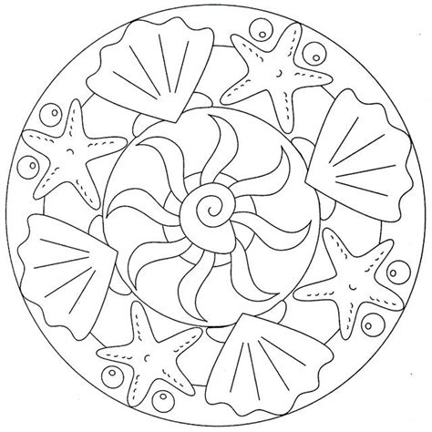 summer mandala coloring pages cool simple mandala coloring pages ny 225 r summer