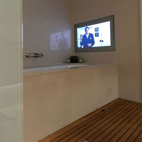tv in the mirror bathroom bathroom tv mirror tv for bathroom bathroom mirror tv