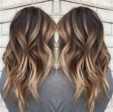 rown hair with blonde ends best 25 long layered ideas on pinterest hair long