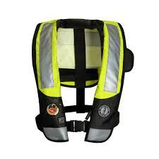 Mustang Auto Hydrostatic Inflatable Pfd Md3183 by Mustang Md3183 T3 Inflatable Pfd Ansi Nemi