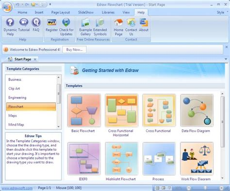edraw flowchart software edraw flowchart
