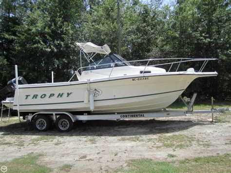 trophy boats for sale in north carolina for sale used 2000 trophy 27 in laurinburg north carolina