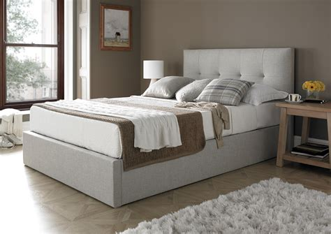 Ottoman Style Bed Mw Kaydian Design Dreydern 4ft 6 Ottoman Bed Oatmeal Style Classic Design