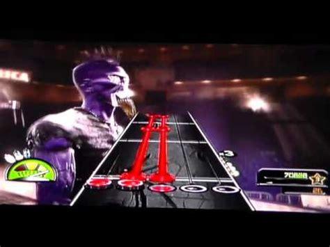 metallica zombie video guitar hero metallica zombie nothing else matters youtube