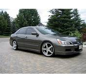 JaeCollazo 2006 Honda Accord Specs Photos Modification