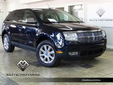 electric and cars manual 2008 lincoln mkx navigation system buy used 2008 lincoln mkx awd navigation heated and cooled seats pano roof woodgrain 1 ow in