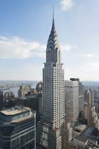 What Is The Chrysler Building Made Of The Chrysler Building Is An Deco Style Skyscraper In