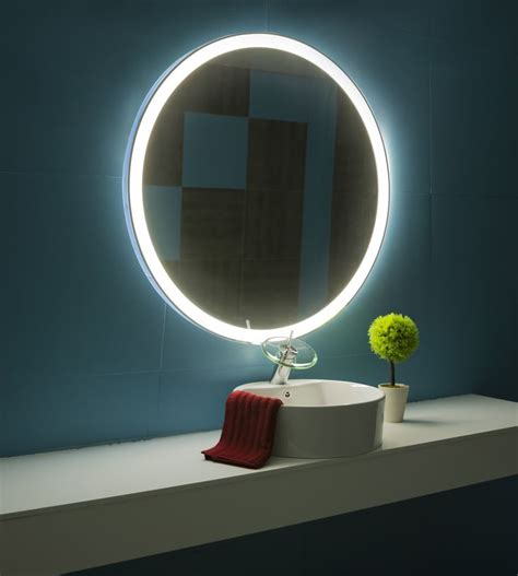 round illuminated bathroom mirror 25 best bathroom mirror lights ideas on pinterest