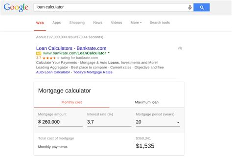 Mortgage Lookup Search S New Mortgage Calculator Can Help You Plan