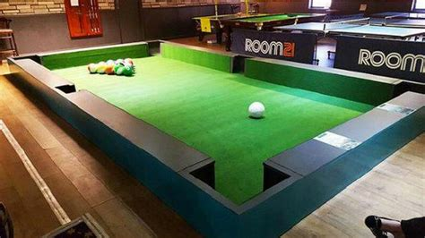 introducing snookball the billiards soccer coming to