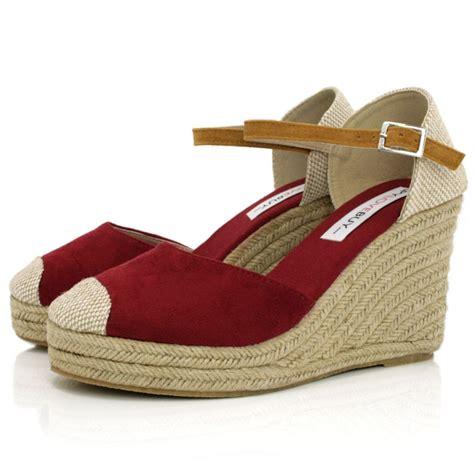 raffia wedge espadrille shoes buy raffia wedge