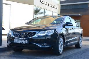 Volvo Owned By Geely Geely Emgrand Gt Review Gatecrasher S Ticket
