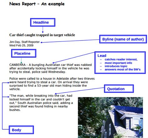 sle of newspaper report sle newspaper report 8 documents in pdf