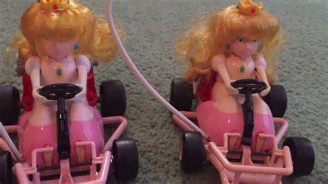 Mario Kart Figure Princess Car princess remote controlled kart figure