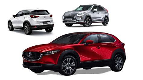 mazda cx 3 hybrid 2020 2020 mazda cx 30 vs the competition what s the difference