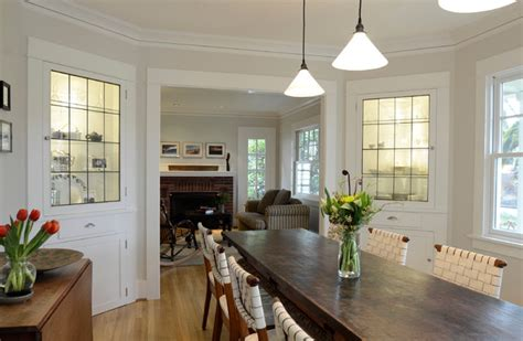 Built Ins Traditional Dining Room Portland By Dining Room Built Ins