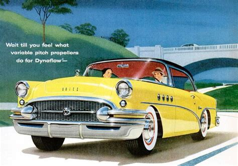 buick advertising 1955 buick ad vintage ads 1st board buick