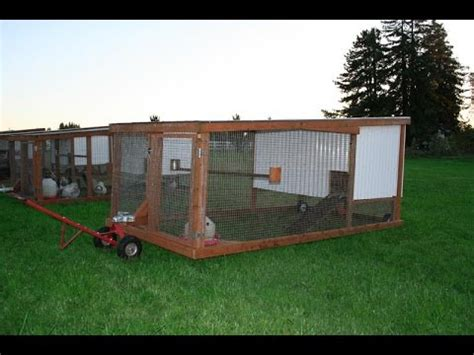 mobile chicken coop diy mobile chicken coops by mobile chickens llc