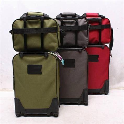 Setelan Sluppy Set 2pc stock 2 set luggage luggage set trolley china manufacturer trolley luggage