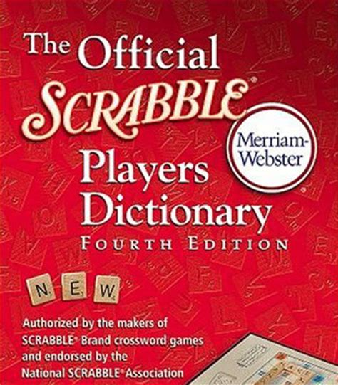 scrabble dictionary scrabble editions