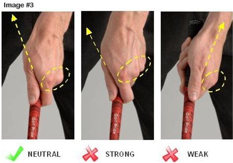 strong grip golf swing pinterest the world s catalog of ideas
