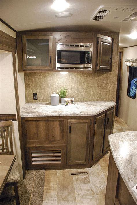 lightweight cabinets for rv spree s333rik luxury lightweight travel trailer k z rv