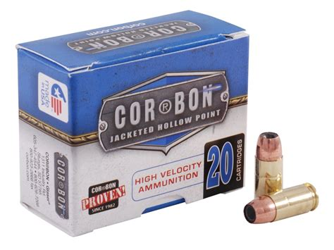 cor bon self defense ammo 9mm luger p 115 grain mpn