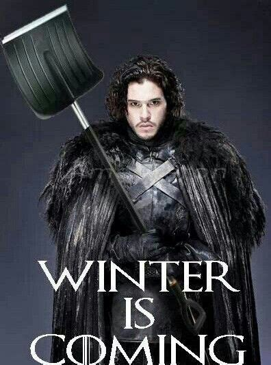 winter  coming     coming  southern