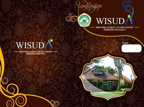 template undangan wisuda cdr background undangan wisuda 12 background check all