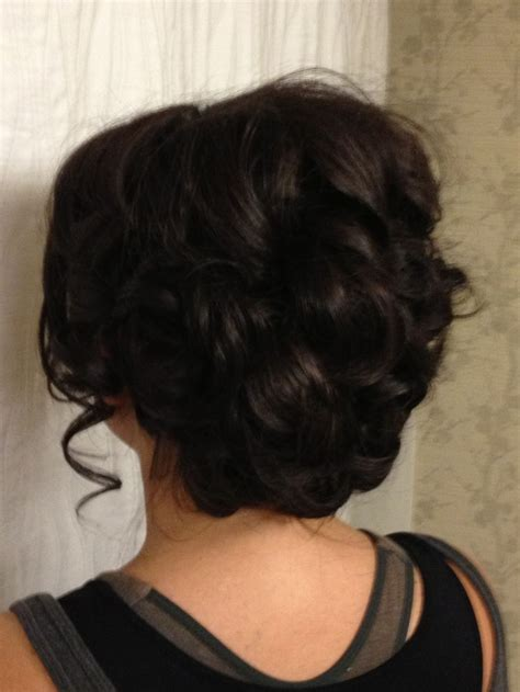 updo for long hair pinetrest great updo for long thick hair updos pinterest