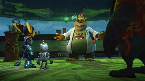 ratchet the ratchet review page review ratchet clank nag