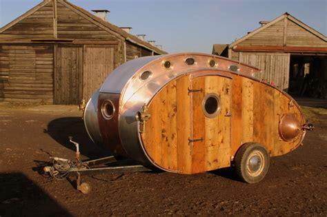 Edwardian Homes Interior steampunk teardrop trailer diyrv