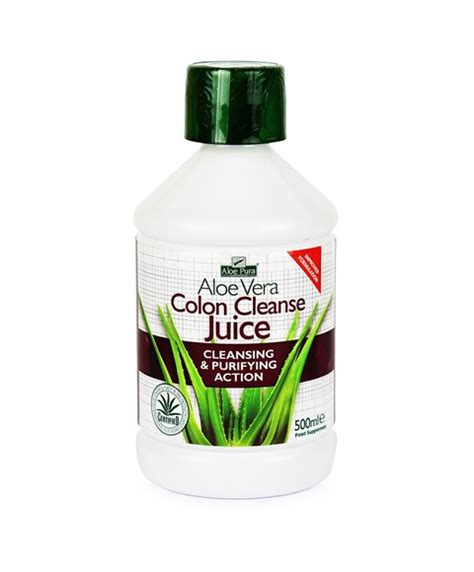 Bio Active Aloe Vera Juice Detox by Supplements Aloe Pura Aloe Vera Colon Cleanse Juice