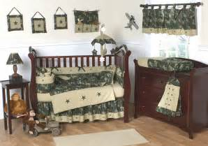 camo green baby crib bedding 9pc camouflage boy nursery