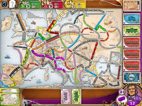 Ticket To Ride Germany Original Board ticket to ride is board to take advantage of