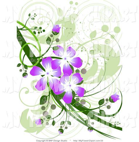 design flower purple clip art designs borders clipart panda free clipart images