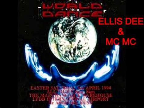 ellis dee ellis dee mc gq mc mc world dance lydd 2nd april
