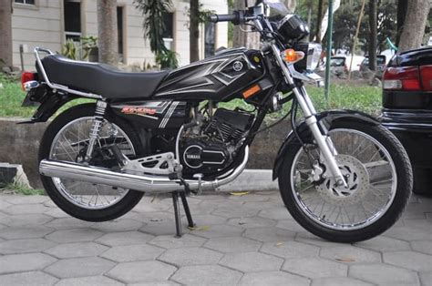 Striping Yamaha Rx King 1990 An jual striping yamaha rx king tahun 2004 hitam silver