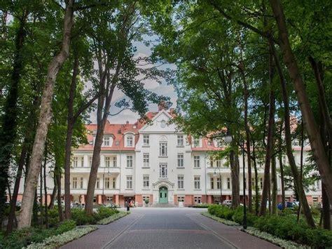 hotel kaisers garten swinemünde kaisers garten hotel swinem 252 nde ostsee polen