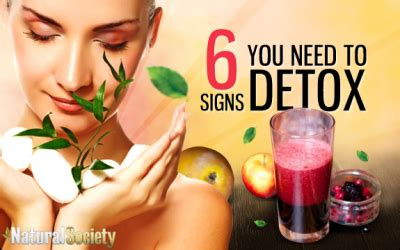 Signs You Need Kidney Detox by 6 Sure Signs You Need To Detox