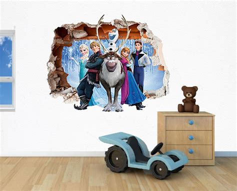 details about transformers smashed wall sticker bedroom smashed xl large hole in the wall sticker 3d bedroom boys