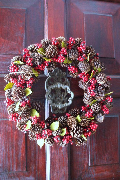 wreath for front door dickens wreath the enchanted manor